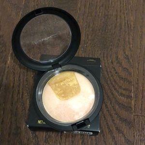 MAC skin finish